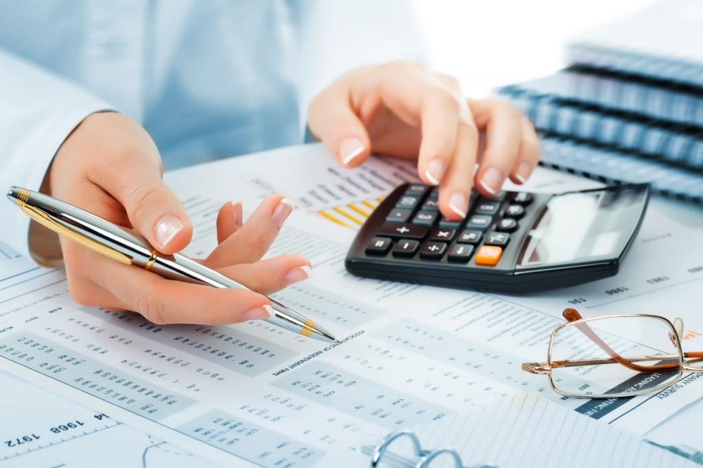 Проверка бухгалтерской отчётности
